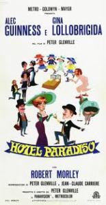 Locandina del film Hotel Paradiso